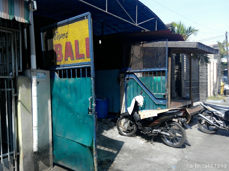 depot Bali makam peneleh