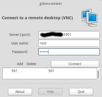 vnc client